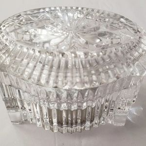 Waterford Crystal Music/Jewelry Box